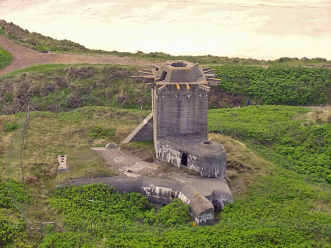 Bunker Atlantikwall Karte.Atlantikwall Die Bunker Am Ringkobing Fjord